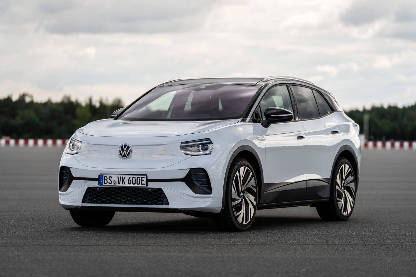 2021 VW ID.4 crossover